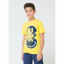 Купить футболка cubby smile, цвет: желтый ( id 12758092 )