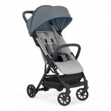 Купить прогулочная коляска inglesina quid2 с накидкой на ножки, hippo grey, темно-серый inglesina 997206342