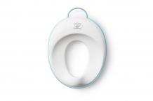 Купить сиденье на унитаз babybjorn, цвет: белый с бирюзовым babybjorn 996965776