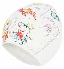Купить шапка levelpro kids, цвет: молочный ( id 9147001 )
