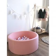 Купить anlipool сухой бассейн с комплектом шаров №4 velvety peach anpool1800078