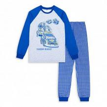 Купить пижама джемпер/брюки takro, цвет: серый ( id 12676084 )