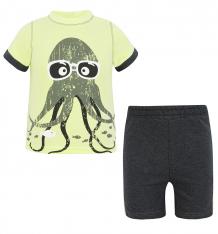 Купить комплект футболка/шорты koala podwodny swiat, цвет: салатовый ( id 5031175 )