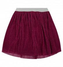 Купить юбка cherubino, цвет: бордовый ( id 10118550 )