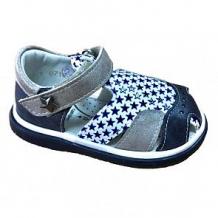Купить сандалии топ-топ, цвет: синий/серый ( id 11862394 )