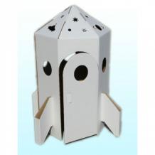 Купить балуем и балуемся набор из картона ракета р38