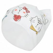 Купить шапка levelpro kids три кота, цвет: белый ( id 10458551 )