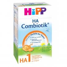 Купить hipp молочная смесь гипоаллергенная га1 сombiotic 0-6 мес., 500 гр. 2141