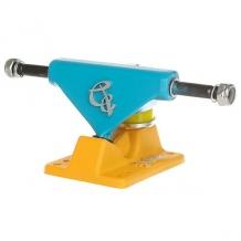 Купить подвески для скейтборда для пластборда 2шт. вираж blue/yellow 3.5 (8.9 см) желтый,голубой ( id 1177151 )