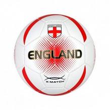 Купить футбольный мяч x-match англия 22 см ( id 12458968 )
