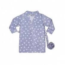 Купить халат mark formelle, цвет: серый/белый ( id 10303037 )