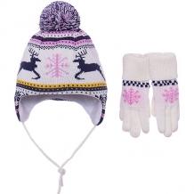 Купить комплект janus: шапка и перчатки ( id 8959857 )