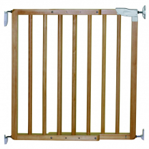 Купить nordlinger барьер-ворота в дверной проём деревянный olimpos 70-99 см 742087