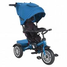 Купить трехколесный велосипед mccan m-1, цвет: blue ( id 12465118 )
