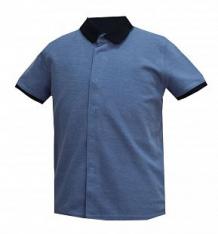 Купить рубашка белый слон, цвет: голубой ( id 12774178 )