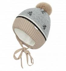 Купить шапка jamiks tonsi ii, цвет: серый ( id 9804270 )