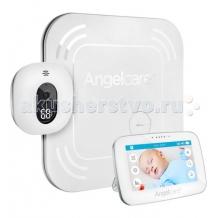 Купить angelcare беспроводной монитор движения, видеоняня c 4,3 lcd дисплеем ac417