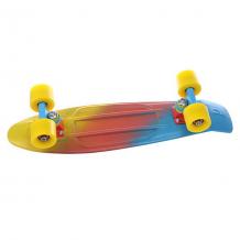Купить скейт мини круизер penny original ltd canary fade 6 x 22 (55.9 см) желтый,голубой