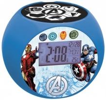 Часы Lexibook Проектор Мстители RL975AV