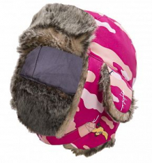 Купить шапка lappi kids, цвет: розовый ( id 3349484 )