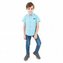 Купить рубашка fun time, цвет: бирюзовый ( id 11359660 )