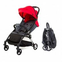 Купить прогулочная коляска everflo uno, цвет: red ( id 11345446 )