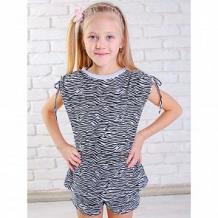 Купить футболка иново, цвет: серый/черный ( id 12811348 )
