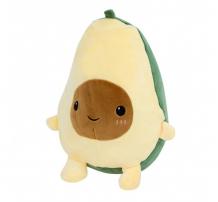 Купить kawaii factory игрушка-подушка авокадо гладкий 30 см kw178-000218