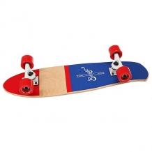 Купить скейт мини круизер eastcoast shelby nautica 7.25 x 27 (68.5 см) красный,бежевый,синий ( id 1192259 )