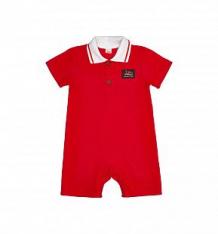 Купить песочник lucky child лемур в париже, цвет: красный ( id 10475243 )