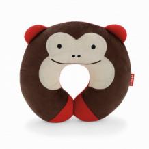 """Купить подушка для путешествия skip hop """"обезьяна"""", коричневый skip hop 996961068"""