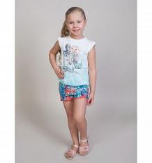 Купить футболка sweet berry русалочка, цвет: белый ( id 10340780 )