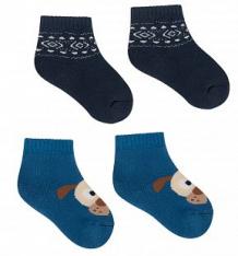 Комплект носки 2 шт. Bossa Nova, цвет: синий ( ID 8492221 )
