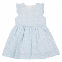 Купить платье малинка, цвет: голубой ( id 11543932 )