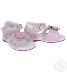 Купить сандалии kenka, цвет: розовый ( id 2662562 )