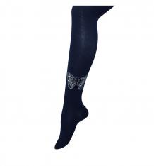 Купить колготки glamuriki premium, цвет: т.синий ( id 10181826 )