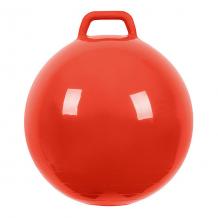 """Мяч Прыгун с ручкой, 50 см, красный, """"МалышОК"""" ( ID 6767721 )"""