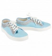 Купить кеды anra, цвет: голубой ( id 8474821 )