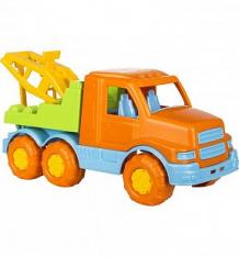 Машинка Полесье Гоша оранжевая кабина ( ID 1481339 )
