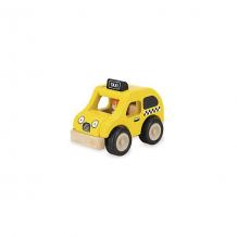 Купить деревянная игрушка wonderworld miniworld такси ( id 12987278 )