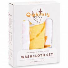 Купить набор полотенец qwhimsy для лица красная книга 11 х 11 см ( id 12573670 )