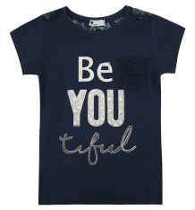 Купить футболка tuffy, цвет: синий ( id 9890790 )