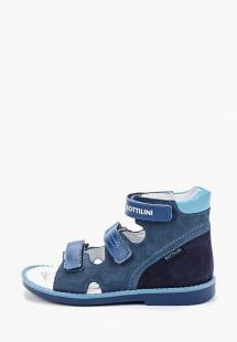 Купить сандалии bottilini bo056abflou9r230