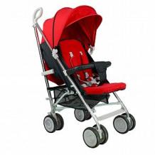 Купить прогулочная коляска farfello qe9, цвет: красный ( id 11456788 )