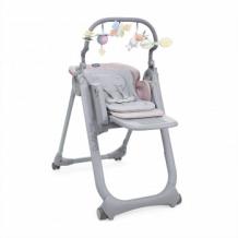 Купить стульчик для кормления chicco polly magic relax paradise pink, розовый chicco 997124066