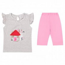 Купить комплект туника/лосины bony kids, цвет: мультиколор ( id 11369410 )