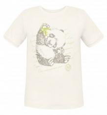 Купить футболка бамбук, цвет: бежевый ( id 5945413 )