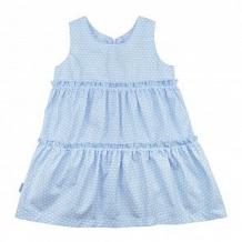 Купить сарафан leo летний, цвет: голубой ( id 12568918 )
