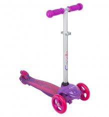 Купить самокат capella ms-06, цвет: розовый/фиолетовый ( id 5143567 )