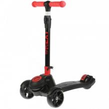 Купить самокат трехколесный next, черный, красный mothercare 997116467
